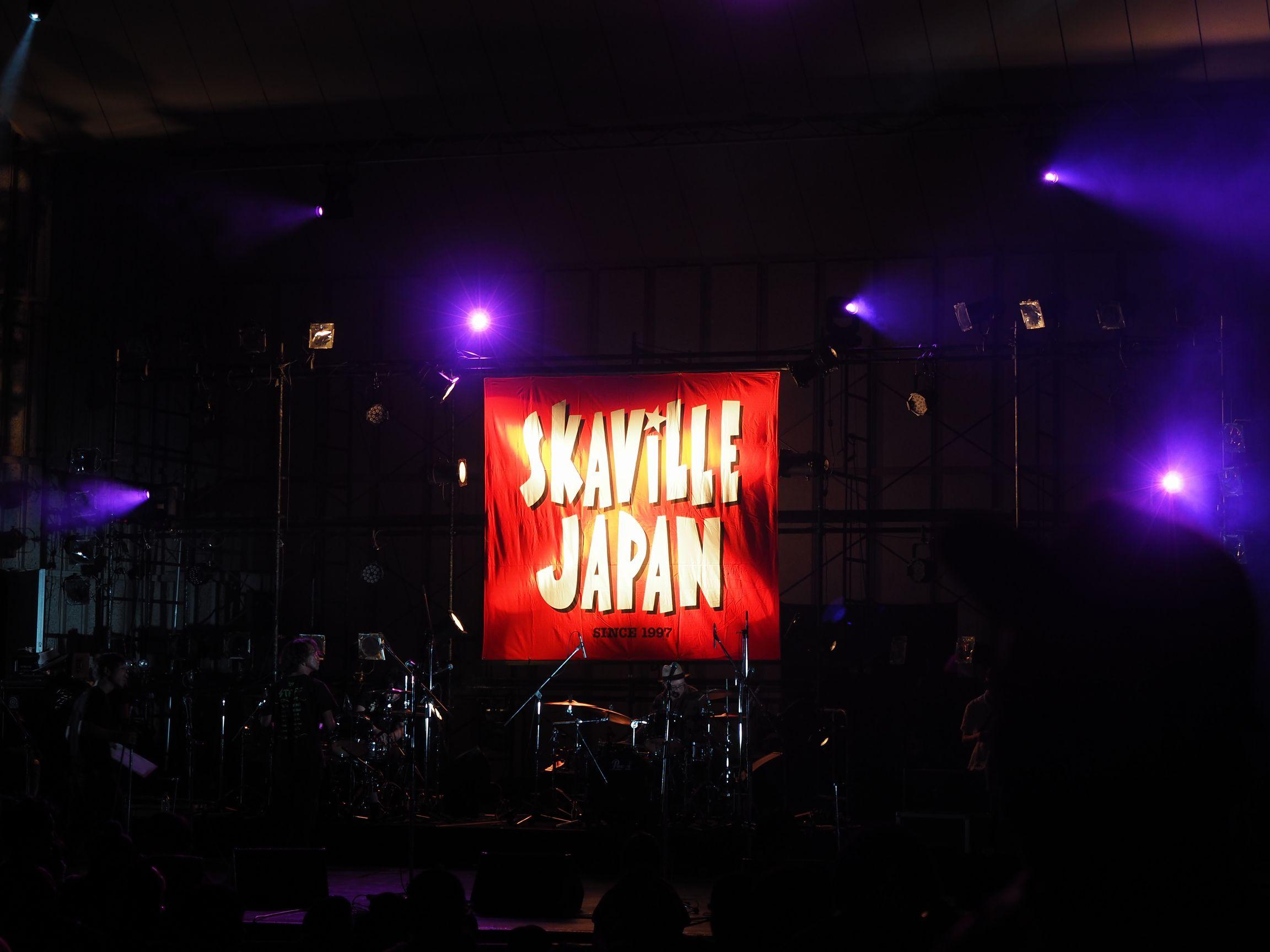 SKAViLLE JAPAN2015に行ってきた!