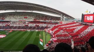 浦和レッズVS川崎フロンターレ「11月7日」に行ってきた。