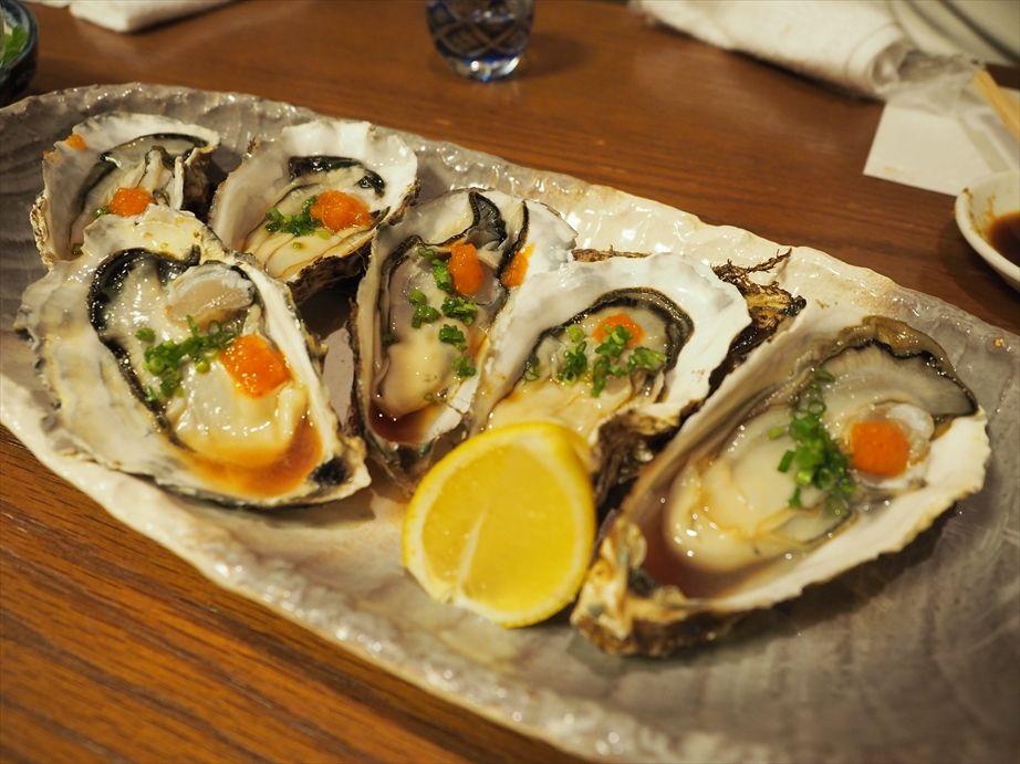 埼玉で生牡蠣