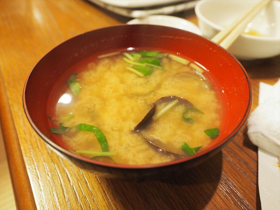 埼玉の味噌汁