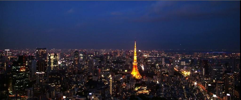 東京タワー in japan