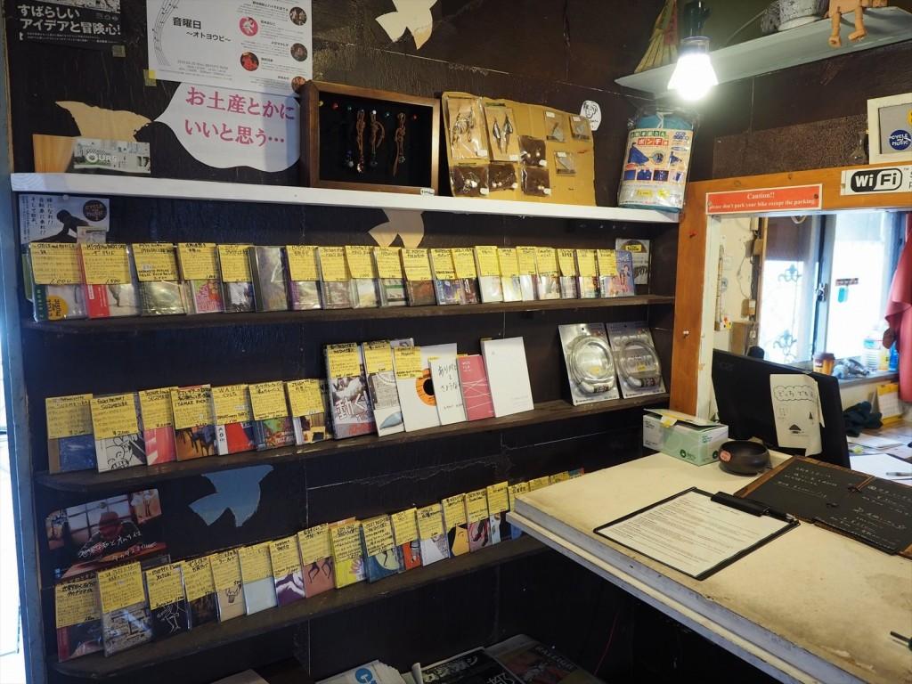 音楽CDもたくさん