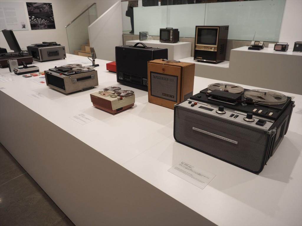 テープレコーダーにも色々な形が