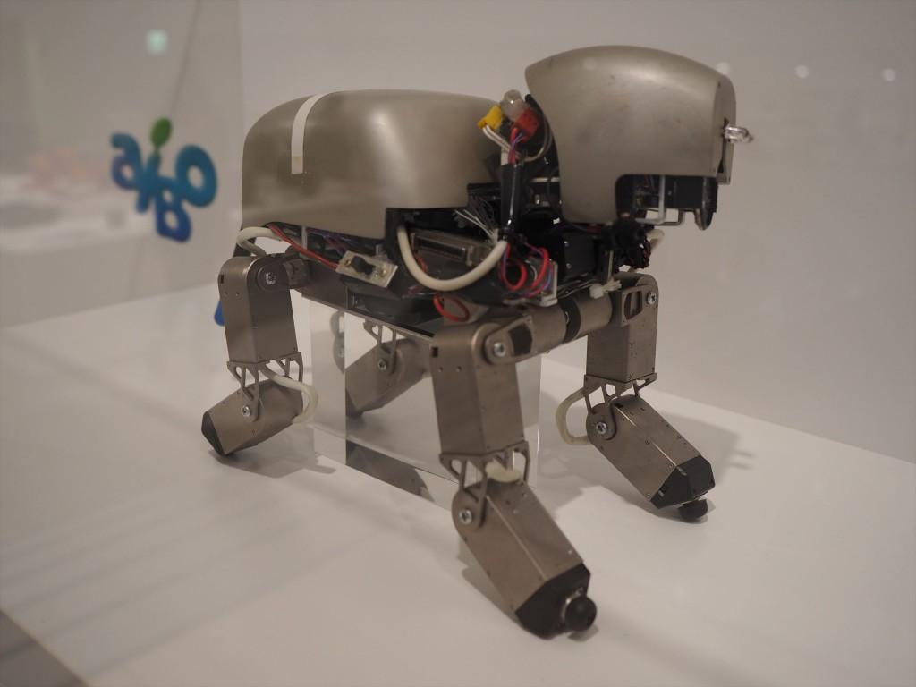 AIBOの試作機