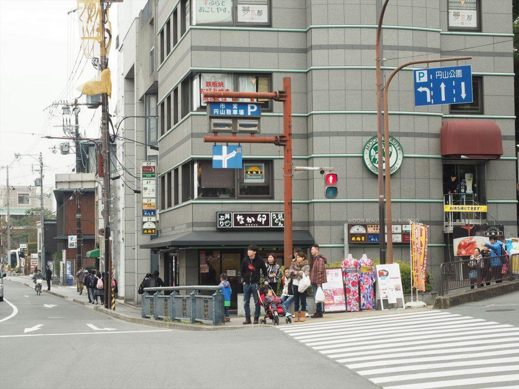 なか卯も京都デザインに