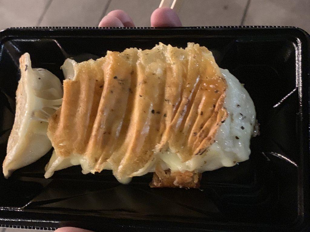 肉フロマージュ餃子