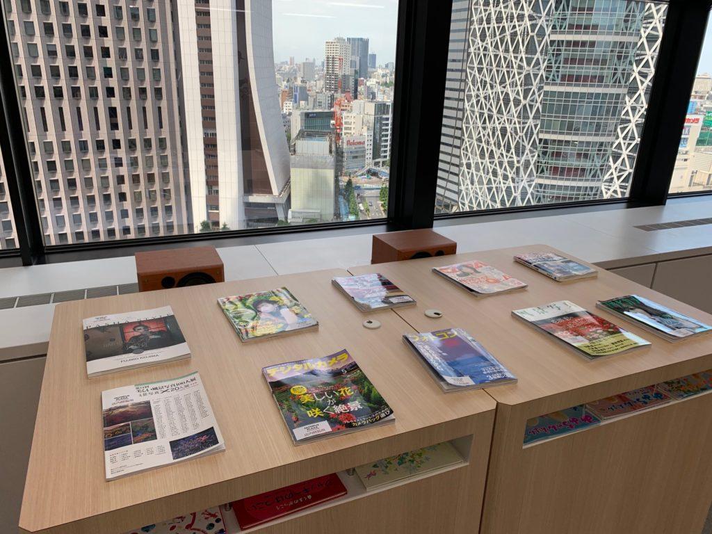 17階のオリンパスプラザ東京からの風景