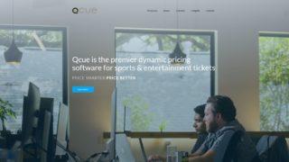アメリカのダイナミックプライシングサービス「QCUE」